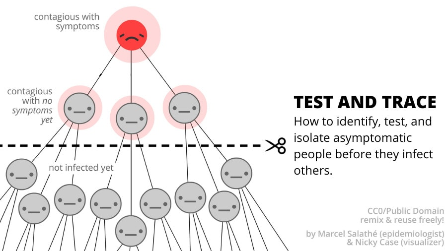 Test and Trace explained