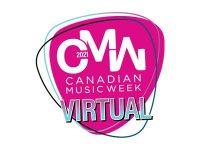 Canadian Music Week logo